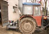 Hodowla bydła AGREGATY PRĄDOTWÓRCZE na przekaźnik WOM ciągnika...