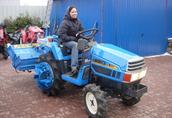Używane japońskie mini ciągniki-traktory ogrodowe Warszawa