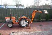 Używane japońskie mini ciągniki-traktory ogrodowe Warszawa 1