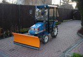 Używane mini traktory ciągniki sadownicze ogrodowe traktorki