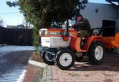 Używane traktorki japońskie ogrodnicze Warszawa 2