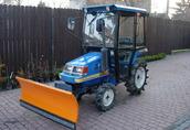 Używane traktorki japońskie ogrodnicze Warszawa 6