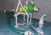 Pozostałe maszyny i narzędzia Przeznaczenie Pompownia T2-65 służy do pompowania...