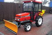 Yanmar FX 265 traktorek komunalny www.akant-ogrody.pl