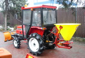 Yanmar FX 265 traktorek komunalny www.akant-ogrody.pl 2