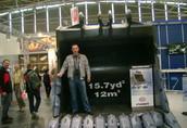 Łyżki małe,duże ,średnie do maszyn budowlanych