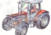 Instrukcja obsługi Massey Ferguson MF 3080 3090 3115 3125 3120 3140 4
