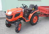 Japońskie mini traktory ogrodnicze Warszawa