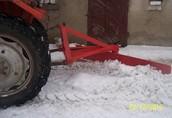 pług do śniegu odśnieżarka  1
