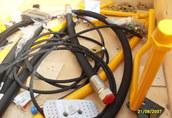 Maszyny i narzędzia Oryginalna instalacja do młota hydraulicznego...