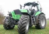 Deutz Fahr Instrukcja obsługi Agrotron 120 130 150 150.7 165.7