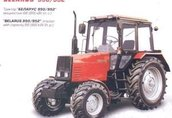 MTZ BELARUS 952 STANDARD 2008 traktor, ciągnik rolniczy