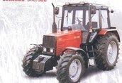 MTZ BELARUS 920.2 2008 traktor, ciągnik rolniczy