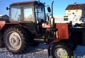 MTZ BELARUS 82.1 2008 traktor, ciągnik rolniczy