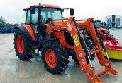 KUBOTA m108s 2010 traktor, ciągnik rolniczy 1