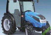 LANDINI Landini MISTRAL 50 SADOWNIK ogrodnik sadownic 2010 traktor