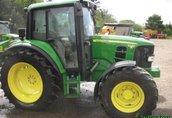 JOHN DEERE 6330 2008 traktor, ciągnik rolniczy