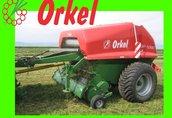NOWA Prasa zwijająca rolująca Orkel NR 1 na 2011 prasa rolnicza 2