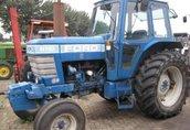 FORD 6710 1984 traktor, ciągnik rolniczy 6
