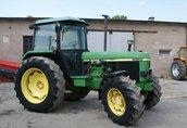 JOHN DEERE 3050 1989 traktor, ciągnik rolniczy 1