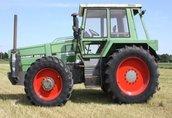 FENDT 626LSA 1983 traktor, ciągnik rolniczy