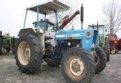 FORD 4600 4wd 1979 traktor, ciągnik rolniczy 1