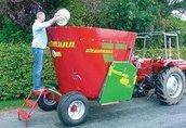 Maszyny i narzędzia Wóz paszowy Strautmann Verti-Mix 400-500. Pionowy...