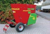 Wóz paszowy Strautmann Verti-Mix 400-500 2011 wóz paszowy 4