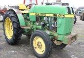 JOHN DEERE 1140V 1983 traktor, ciągnik rolniczy 1