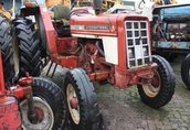 IHC 574 1972 traktor, ciągnik rolniczy 1