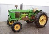 JOHN DEERE 4020 1970 traktor, ciągnik rolniczy 2