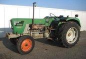 DEUTZ-FAHR 8006 1972 traktor, ciągnik rolniczy 2