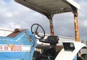 Maszyny i narzędzia Rok : 1972 Typ : traktor kołowy Przepracowane...