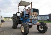 FORD 8000 1972 traktor, ciągnik rolniczy 1