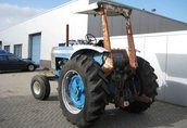 FORD 8000 1972 traktor, ciągnik rolniczy 2