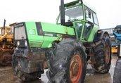 DEUTZ-FAHR DX250 4wd 1983 traktor, ciągnik rolniczy 1