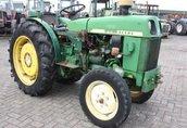 JOHN DEERE 1030VU 1977 traktor, ciągnik rolniczy 1