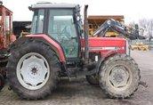 MASSEY FERGUSON 6170 4WD 2011 traktor, ciągnik rolniczy 1
