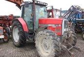 MASSEY FERGUSON 6170 4WD 2011 traktor, ciągnik rolniczy 2