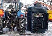 Zbiorniki na olej napędowy 1350 l. - 15000 l. maszyna rolnicza 2