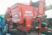 GRIMME HL750 1988 maszyna do sortowania i czyszczenia