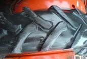 Sprzedam używane opony ciągnikowe tylne, opony z felgami bliżniaczymi    4