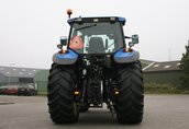 NEW HOLLAND TM135 2002 traktor, ciągnik rolniczy