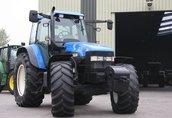 NEW HOLLAND TM135 2002 traktor, ciągnik rolniczy 1