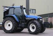 NEW HOLLAND TM135 2002 traktor, ciągnik rolniczy 2