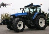 NEW HOLLAND TM135 2002 traktor, ciągnik rolniczy 3