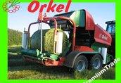 NOWA Praso - Owijarka, Rotor ORKEL GP1260 prasa rolnicza 2