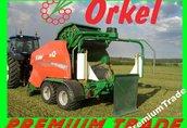 NOWA Prasa Rolująca ROTOR  Owijarka = ORKEL prasa rolnicza 6