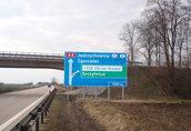 Plac manewrowy przy autostradzie A4,A18 betonowy 18ha 7