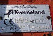 Maszyny i narzędzia agregat uprawowo - siewny kverneland 3 metrowy z...